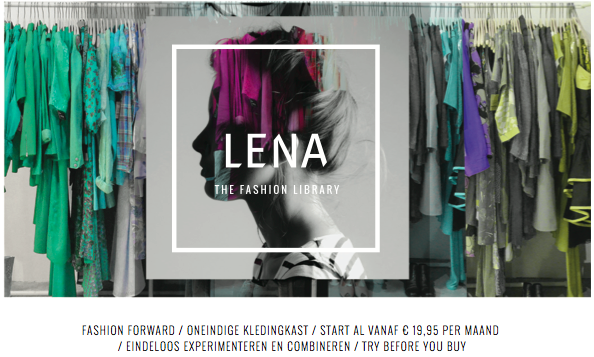 LENA the Fashion Library